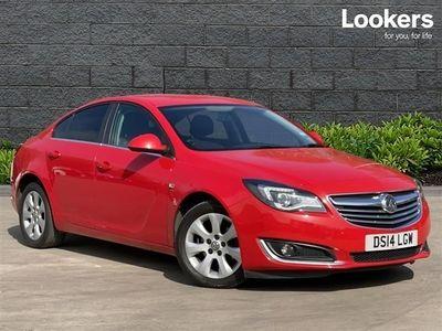 used Vauxhall Insignia DIESEL SALOON 2.0 CDTi [163] ecoFLEX SRi Nav 4dr [Start Stop]