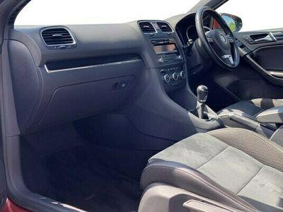 used VW Golf Cabriolet 2.0 TDI BlueMotion Tech GT 2dr