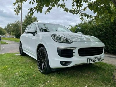used Porsche Cayenne 3.0 TD Tiptronic S 4WD (s/s) 5dr