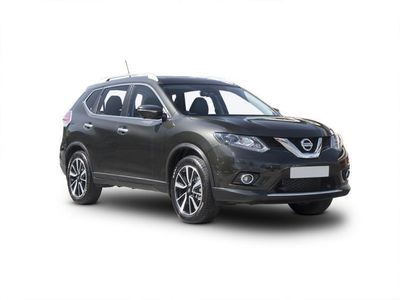 used Nissan X-Trail null station wagon