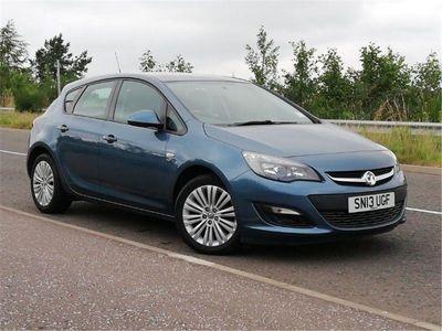 used Vauxhall Astra 1.4i 16V Energy 5dr hatchback 2013