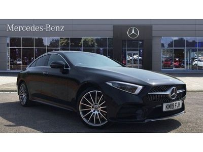 used Mercedes CLS350 CLS4Matic AMG Line Premium + 4dr 9G-Tronic