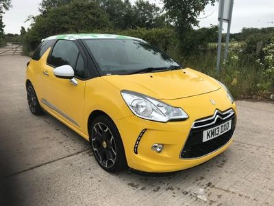 used Citroën DS3 1.6 THP DSPORT