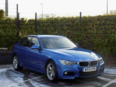used BMW 320 d xDrive M Sport