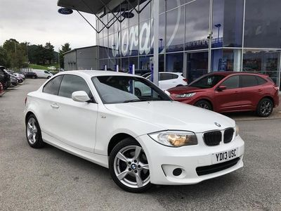 used BMW 120 Coupé 120i Exclusive Edition 2dr