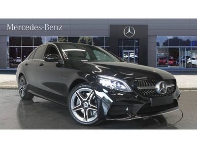 used Mercedes C300 C-ClassAMG Line Edition 4dr 9G-Tronic Saloon 2.0