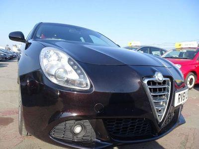 used Alfa Romeo Giulietta 1.4 MULTIAIR LUSSO TB GREAT CAR LOW INSURANCE LONG MOT CHEAP TAX 5dr
