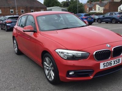 used BMW 120 1 Series d xDrive Sport 5dr Step Auto 2.0