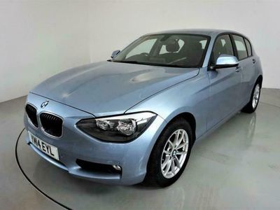 used BMW 120 1 SERIES 2.0 D XDRIVE SE 5d-2 OWNER CAR-RARE LOW MILEAGE diesel hatchback