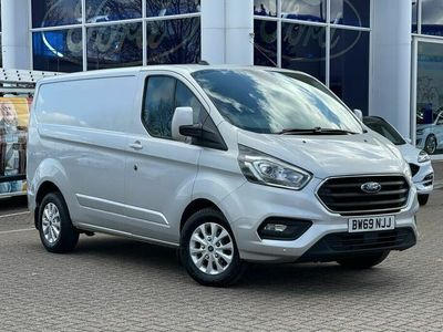 used Ford 300 Transit Custom 2.0TDCiL1H1 Limited (130PS)(EU6dT) Panel Van