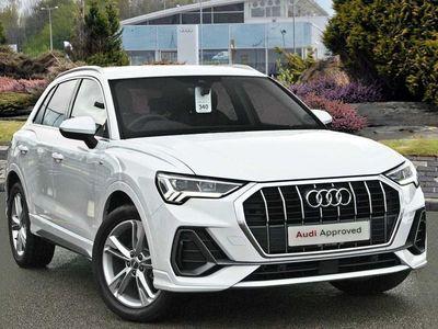 used Audi Q3 Q3 201935 TFSI S Line 5dr 4x4/Crossover 4x4 2019