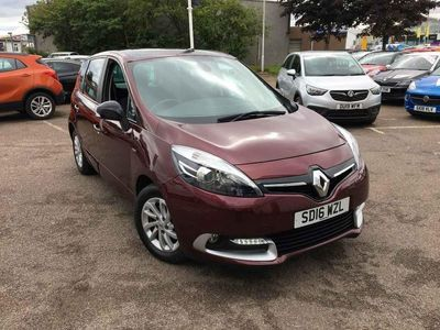 used Renault Scénic 1.5 dCi Limited Nav 5dr
