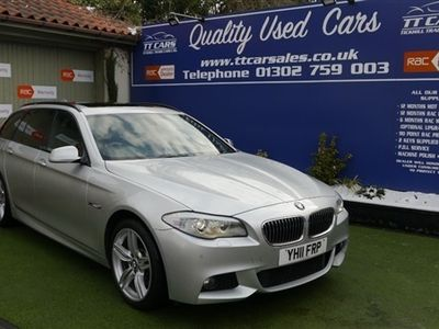 used BMW 530 5 Series d M Sport 5dr Step Auto