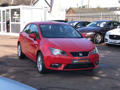 used Seat Ibiza 1.4 16V 85PS Toca 3-Door Hatchback sport coupe special edition