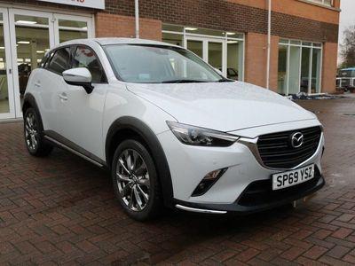 used Mazda CX-3 2.0 Sport Nav + 5Dr