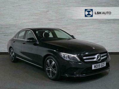 used Mercedes C300 C ClassSport Premium 4dr 9G-Tronic Saloon