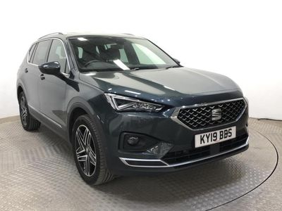 used Seat Tarraco TSI EVO XCELLENCE - BEST PRICE IN THE UK - COMPARE THIS VALUE !! 5-Door