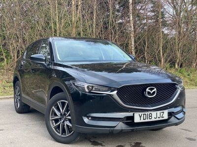 used Mazda CX-5 2018 Lincoln 2.0 SPORT NAV 5DR