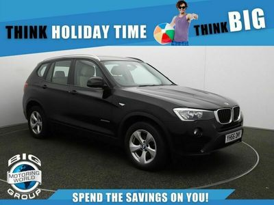used BMW X3 XDRIVE20D SE for sale | Big Motoring World