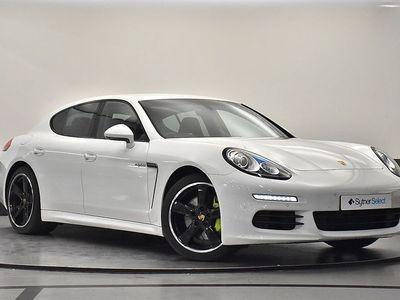 used Porsche Panamera 3.0 V6 S E-Hybrid 4dr Tiptronic S Saloon