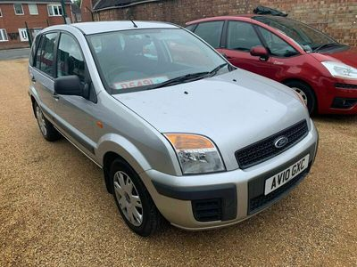 used Ford Fusion 1.4 TDCi Style + 5dr