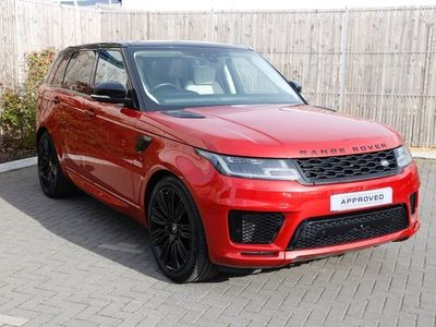 used Land Rover Range Rover Sport 4.4 Sdv8 Autobiography Dynamic 5Dr Auto