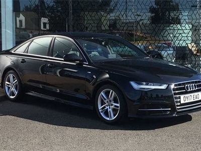 used Audi A6 3.0 TDI S Line 4dr S Tronic