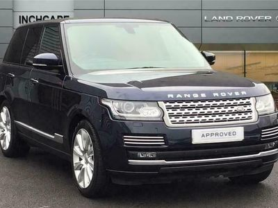 used Land Rover Range Rover Diesel Estate 3.0 TDV6 Autobiography 4dr Auto