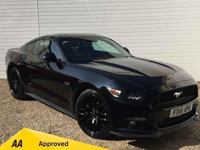 used Ford Mustang GT 5.0 V8 2dr Automatic