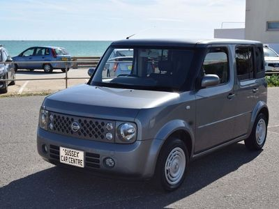 used Nissan Cube 2006 FRESH IMPORT ONLY 49000 MILES 1.6 5dr
