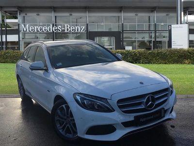 used Mercedes C350e C ClassSport 5dr Auto estate