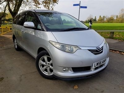 used Toyota Estima Hybrid 5-Door