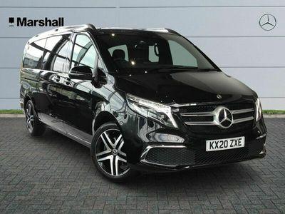 used Mercedes V220 V Classd Sport 5dr 9G-Tronic [Extra Long] 2.0