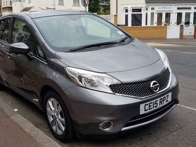 used Nissan Note 1.5 dCi Tekna (Safety Pack) 5dr