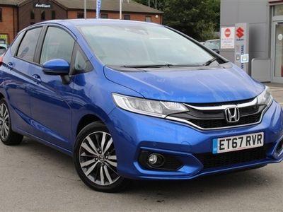 used Honda Jazz 1.3 i-VTEC EX 5dr