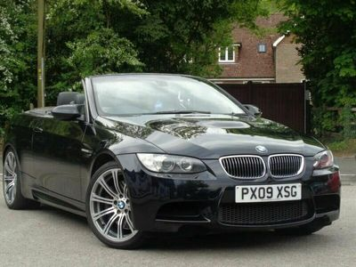 used BMW M3 3 Series 4.0V8 Convertible 2d M DCT