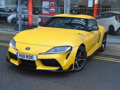 used Toyota Supra Coupe 3.0 GR Pro 3dr Auto