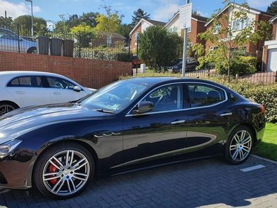 used Maserati Ghibli 3.0 V6 S ZF (s/s) 4dr