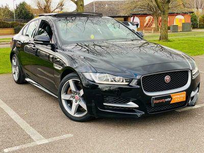used Jaguar XE Saloon 2.0 R-Sport 4d Auto