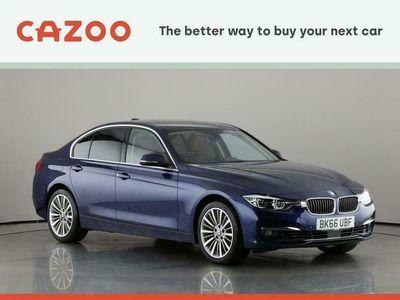 used BMW 330 3 Series 3L Luxury d