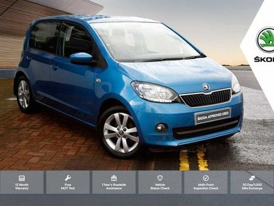 used Skoda Citigo 1.0 MPI (75PS) SE L GreenTech Hatchback 5Dr