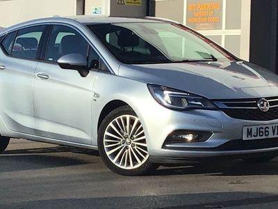 used Vauxhall Astra 1.6 Cdti 16V 136 Elite Nav 5Dr
