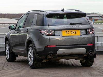 used Land Rover Discovery Sport 2.0 SD4 240 HSE 5dr Auto Station Wagon 2018