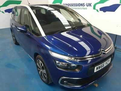 used Citroën Grand C4 Picasso 1.6 BlueHDi Feel (s/s) 5dr