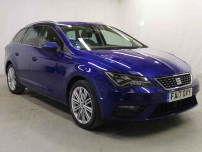 used Seat Leon 2017 Norwich 2.0 TDI 150 Xcellence Technology 5dr
