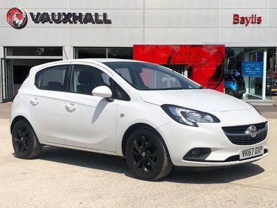 used Vauxhall Corsa ENERGY AC ECOFLEX 1.4 5dr