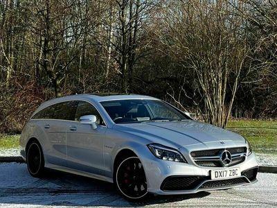 used Mercedes CLS63 AMG Shooting Brake CLS 5.5 V8 AMG S SpdS MCT (s/s) 5dr