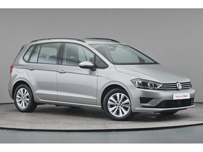 used VW Golf Sportsvan SE 1.4 TSI 125 PS 7-speed DSG 5dr