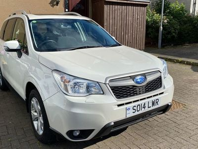 used Subaru Forester 2.0 TD XC 4x4 5dr