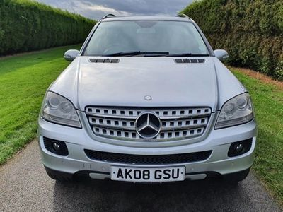 used Mercedes ML320 M-Class HatchbackCDI Sport 5d Tip Auto